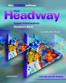LIZ & JOHN SOARS - NEW HEADWAY UPPER-INTERMEDIATE SB - THE 3. EDITION