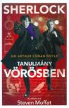Arthur Conan Doyle - SHERLOCK: TANULMÁNY VÖRÖSBEN (BBC FILMES BORÍTÓ)<!--span style='font-size:10px;'>(G)</span-->