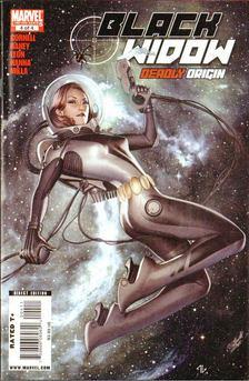 Cornell, Paul, Raney, Tom, Hanna, Scott, Milla, Matt - Black Widow: Deadly Origin No. 4 [antikvár]