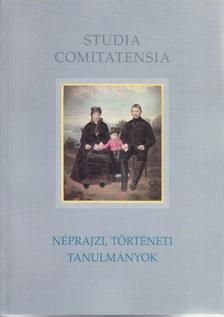 - Néprajzi, történeti tanulmányok - Studia Comitatensia 29