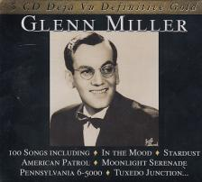 - GLENN MILLER DEJA VU DEFINITIVE GOLD 5CD