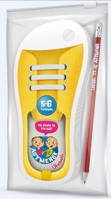 . - Agymenők - Útravaló ceruzával 5-6 éves kortól