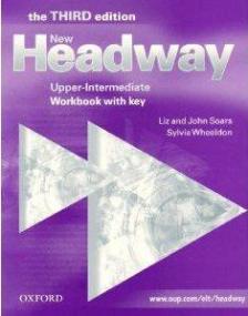 SOARS - WHEELDON - NEW HEADWAY UPPER-INTERMEDIATE WB WITH KEY - THE 3. EDITION