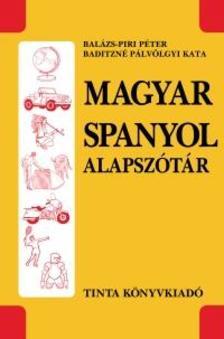 Balázs-Piri Péter, Baditzné Pálvölgyi Kata - Magyar-spanyol alapszótár
