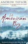 Andrew Taylor - The American Boy [antikvár]