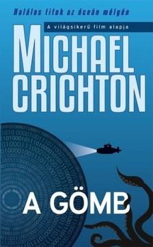 Michael Crichton - A gömb [eKönyv: epub, mobi]