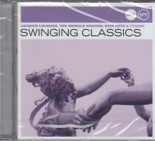 - SWINGING CLASSICS (JAZZCLUB) CD