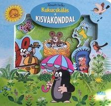 Miler, Zdeněk - Kukucskálás a kisvakonddal - stancolt (térbeli) lapozó
