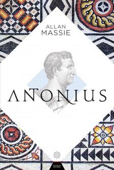 Allan Massie - Antonius [eKönyv: epub, mobi]