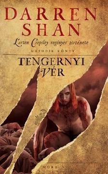 Shan Darren - Tengernyi vér - Larten Crepsley regényes története 2. rész ###