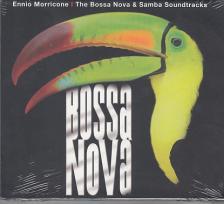 - THE BOSSA NOVA & SAMBA SOUNDTRACKS - ENNIO MORRICONE CD