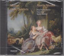 MOZART - FLUTE QUARTETS,CD