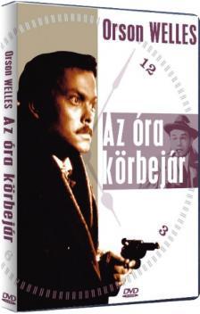 - AZ ÓRA KÖRBEJÁR - DVD -