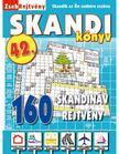 CSOSCH KIADÓ - ZsebRejtvény SKANDI Könyv 42.