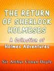Doyle Sir Arthur Conan - The Return of Sherlock Holmes [eKönyv: epub,  mobi]
