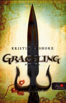 Kristin Cashore - GRACELING - A GARABONC - FŰZÖTT