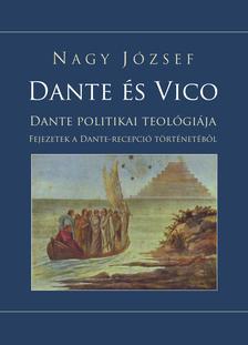Nagy József - Dante és Vico - ÜKH 2017