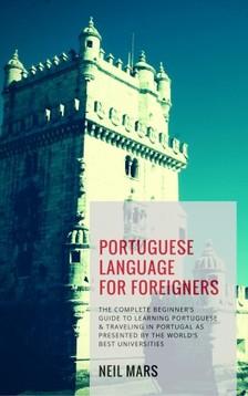 Mars Neil - Portuguese Language for Foreigners [eKönyv: epub, mobi]