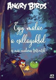 TAPANI BAGGE, GLENN DAKIN, NIINA NAKALAHTI, JANNE  - Angry Birds - Egy malac a csillagokból és más madaras történetek...