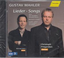MAHLER - LIEDER,CD