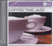 - COFFEE TIME JAZZ CD