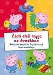 Peppa Malac - Zsoli első napja az óvodában<!--span style='font-size:10px;'>(G)</span-->