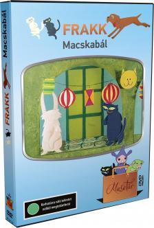 - FRAKK - MACSKABÁL - DVD