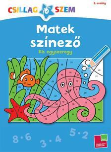 - Matek színező - Kis egyszeregy