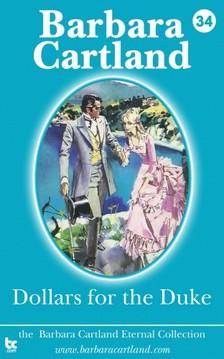 Barbara Cartland - Dollars for the Duke [eKönyv: epub, mobi]
