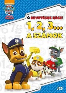 - Mancs őrjárat - Tanulj játszva a kutyikkal! - 1, 2, 3... - A számok