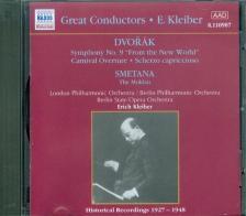 DVORÁK; SMETANA - SYMPHONY NO.9. THE MOLDAU CD