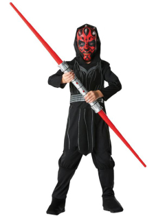 Rubies Star Wars Darth Maul jelmez S