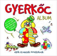 - Gyerkőc album - CD -