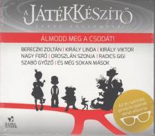 MAGÁCS/RAKONCZAI/ORBÁN - A JÁTÉKKÉSZÍTŐ CD - ZENÉS AKCIÓMESE -