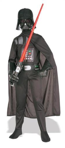 Rubies Star Wars  Darth Vader jelmez fénykarddal S