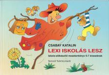 Csabay Katalin - 98515/MT Lexi iskolás lesz