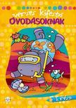 Fecske Csaba - Verses kifestő óvodásoknak - 1. rész<!--span style='font-size:10px;'>(G)</span-->