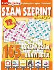 CSOSCH KIADÓ - ZsebRejtvény SZÁM SZERINT Könyv 12. ###<!--span style='font-size:10px;'>(G)</span-->
