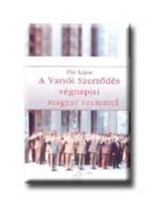 Für Lajos - A Varsói szerződés végnapjai magyar szemmel