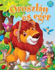 - Oroszlán és egér - 3D mesekönyv - 2. kiadás