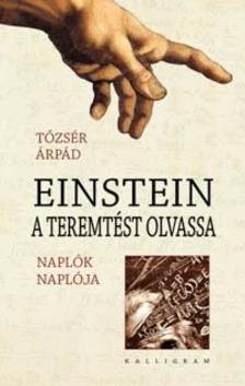 Tőzsér Árpád - Einstein a teremtést olvassa - Naplók naplója