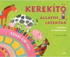 J.KOVÁCS JUDIT - Kerekítő - állatos játéktár + CD