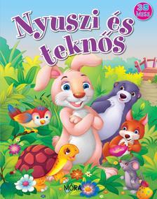 - Nyuszi és teknős - 3D mesekönyv - 2. kiadás