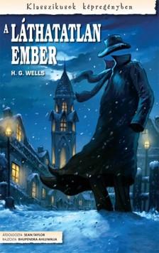 H.G. Wells - A láthatatlan ember (képregény PDF) [eKönyv: pdf]