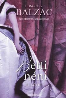 Honoré de Balzac - Betti néni II. rész [eKönyv: epub, mobi]