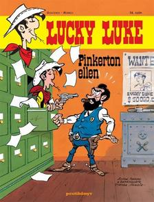 Achdé - Pennac - Benacquista - Lucky Luke 16. - Pinkerton ellen
