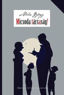 Méhes György - MICSODA TÁRSASÁG! Vidám családregény