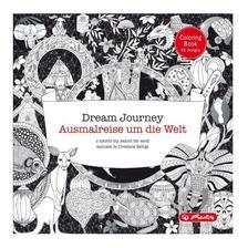 50007493 - Felnőtt színező könyv - Utazás a világ körül (68 dizájn)