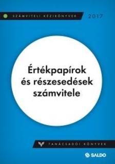 Biróné Zeller Judit - Értékpapírok és részesedések számvitele