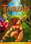- TARZAN - DVD - 2 LEMEZES EXTRA VÁLTOZAT